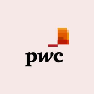 the pwc logo