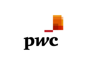 Working at PwC ogo