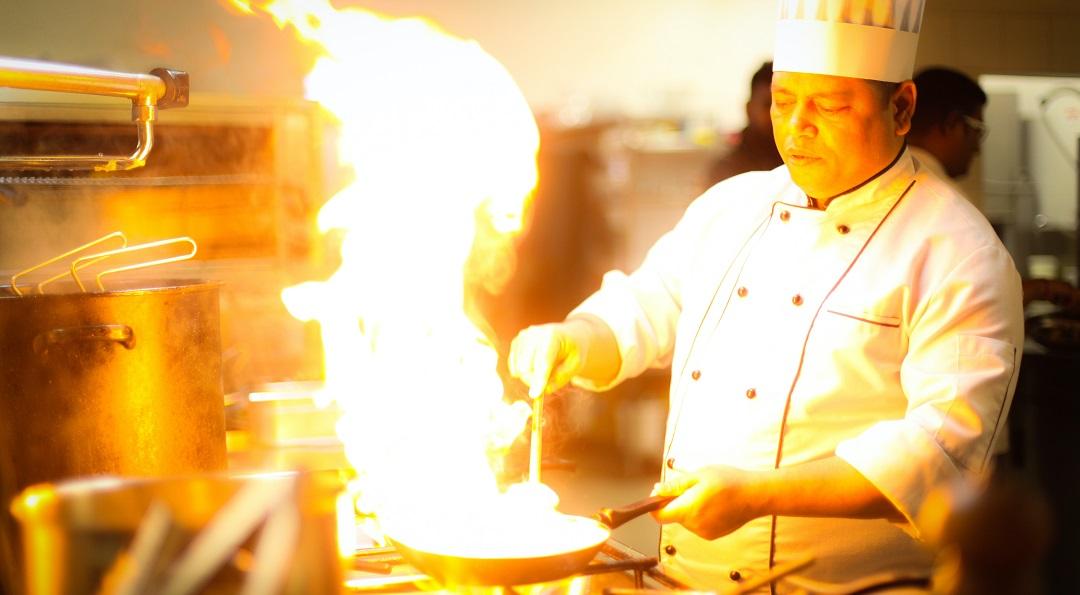 ISFP careers chef