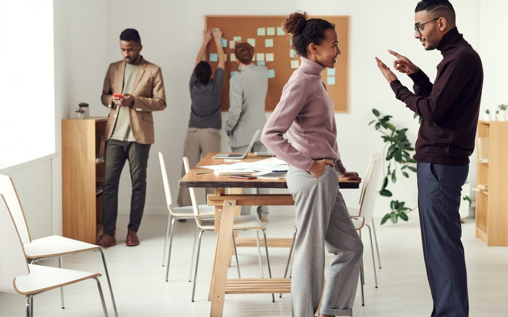 Conflict Management Tip How to Deal with Employees Who Don't Get Along